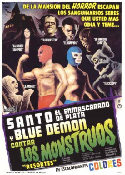 santo_vs_monstruos_poster