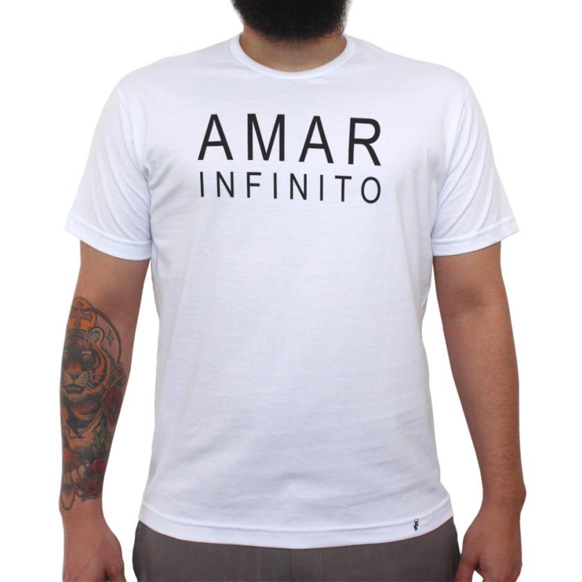 El Cabriton Camiseta Amar Infinito